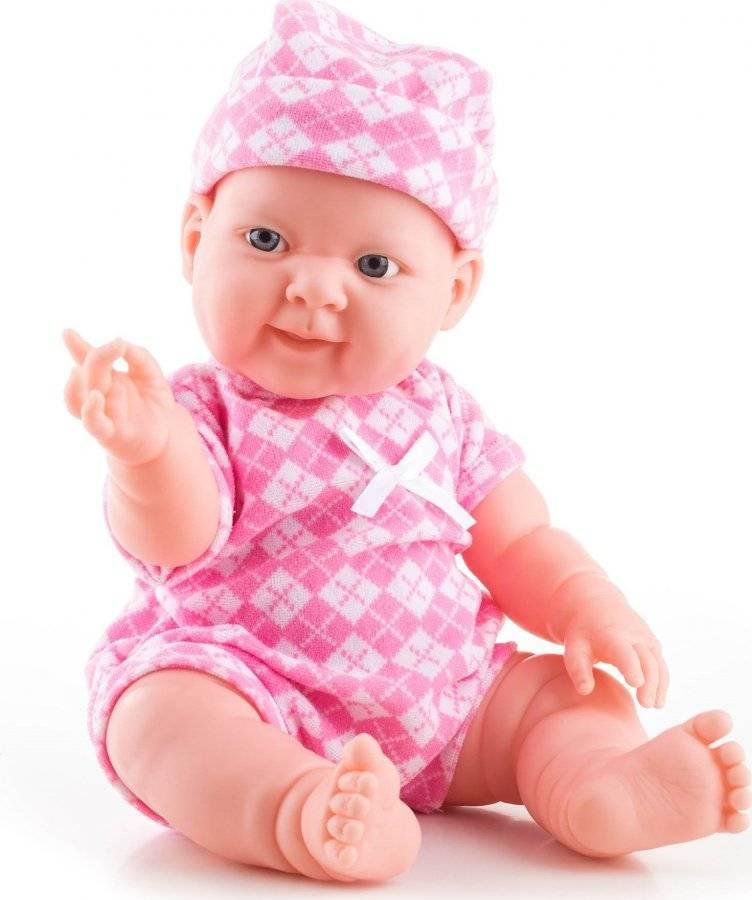 Hračka Panenka Jasmina 35 cm, růžové doplňky 60026079 G21