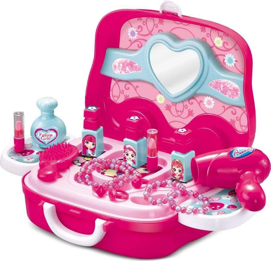 Hračka Dětský kufřík s kosmetikou 60026117 G21
