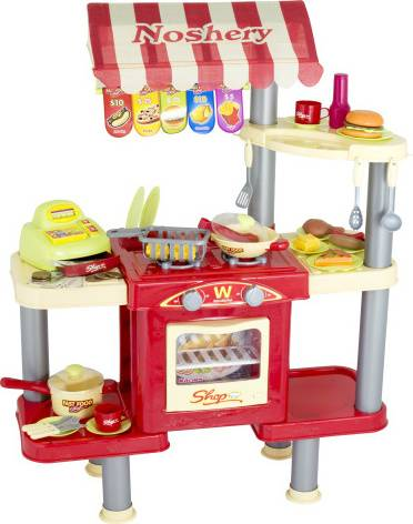 Hračka Dětský obchod s rychlým občerstvením 690678 G21