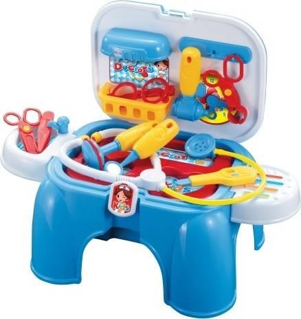 Hračka Dětský doktor sedátko 690723 G21