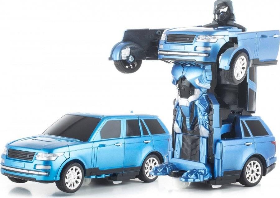 Hračka R/C robot Blue Vader 690965 G21
