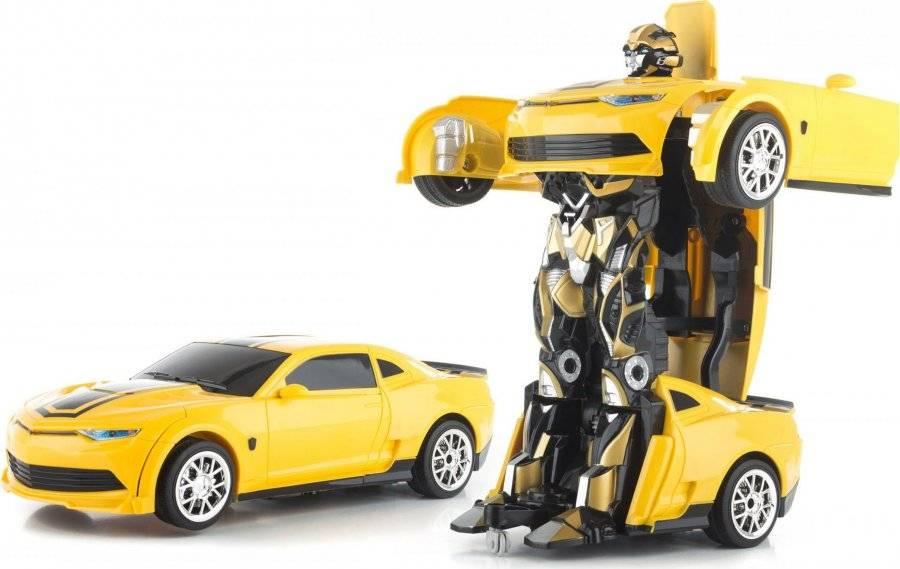 Hračka R/C robot Yellow Star 690967 G21