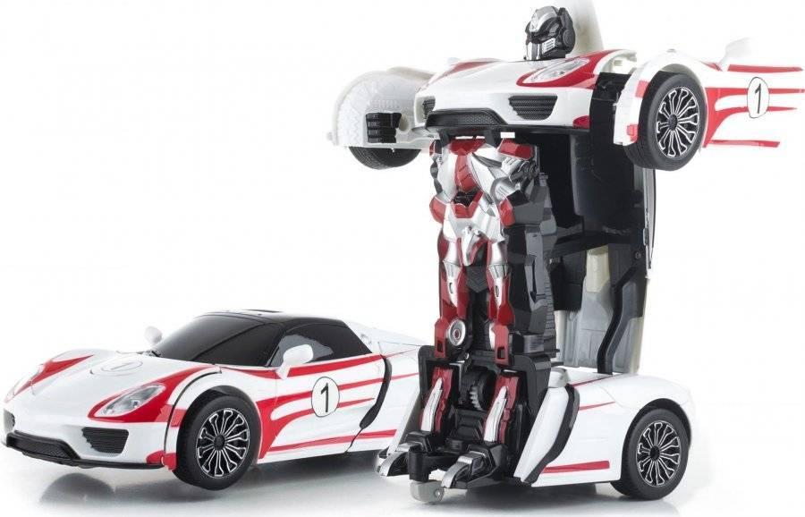 Hračka R/C robot Speed Fighter 690968 G21