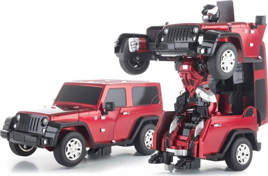 Hračka R/C robot Strong Wall 690970 G21