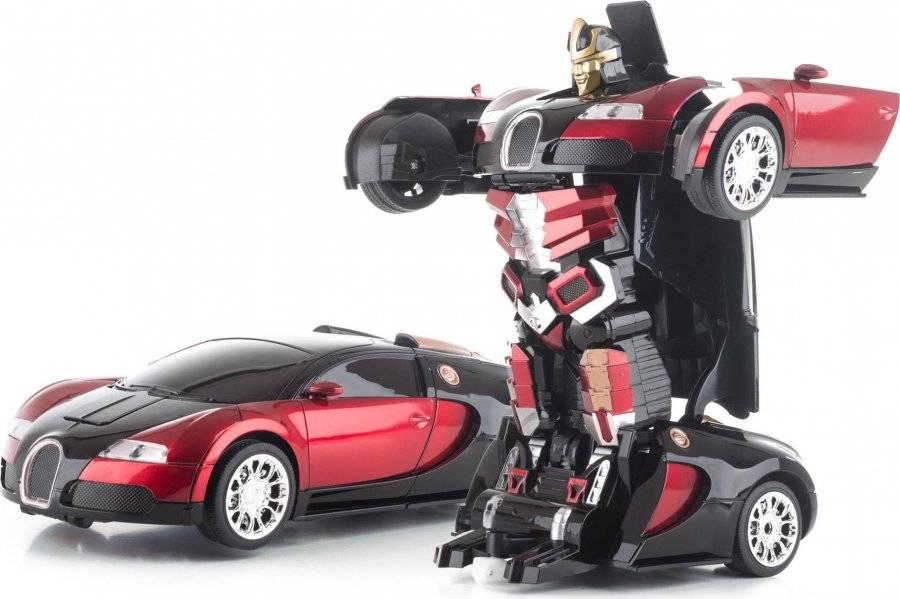 Hračka R/C robot Red Stranger 690973 G21