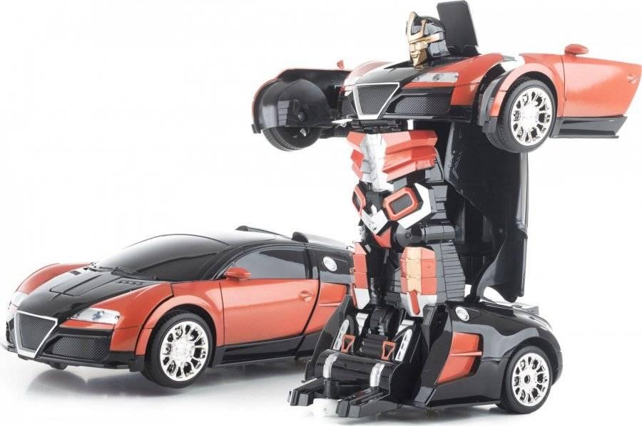 Hračka R/C robot Orange King 690975 G21
