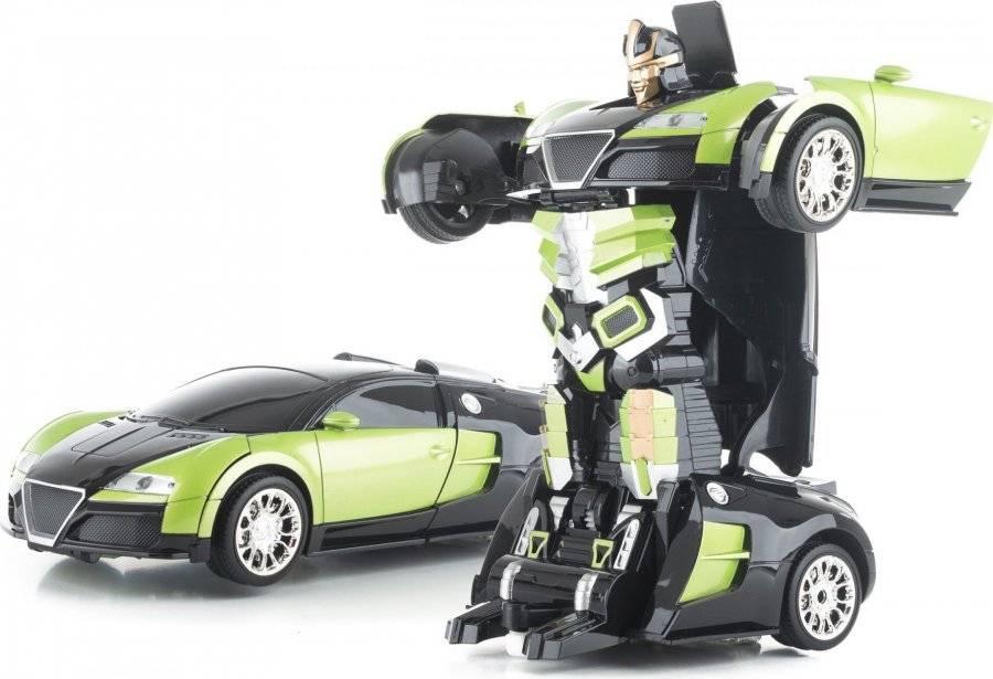 Hračka R/C robot Green King 690976 G21