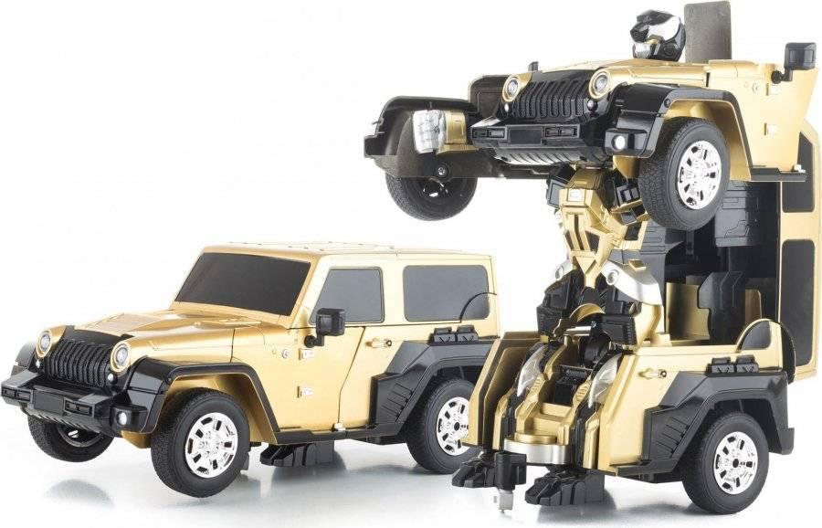 Hračka R/C robot Gold Alien 690980 G21