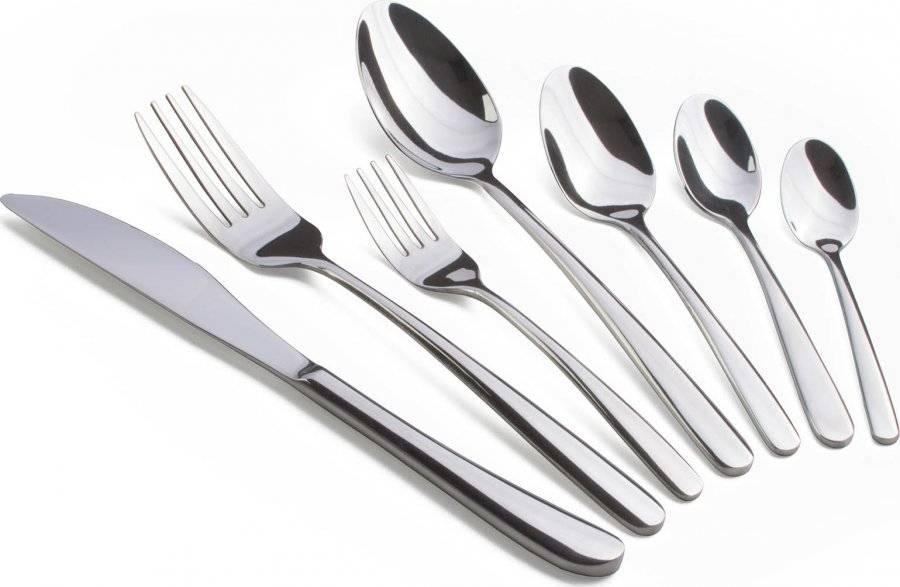 Sada příborů Gourmet Excelent 7 druhů, 42 ks 60022157 G21