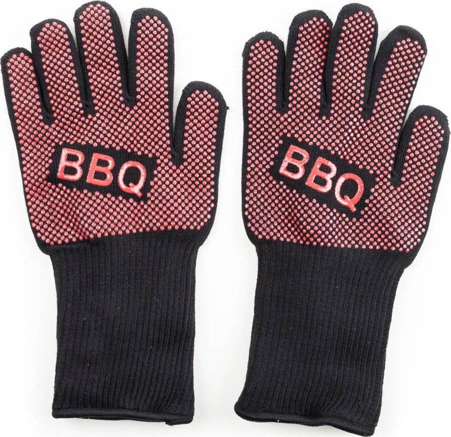 Grilovací nářadí rukavice na grilování do 350°C 635397 G21