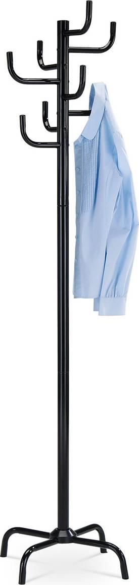 Věšák, v. 182 cm, černý mat 80609-A BK Art