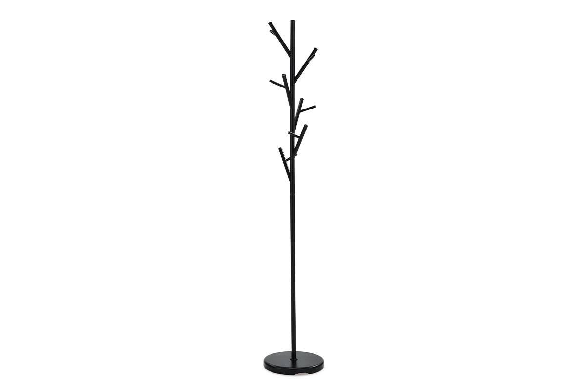 Věšák v.170 cm, černá 83766-02A BK Art
