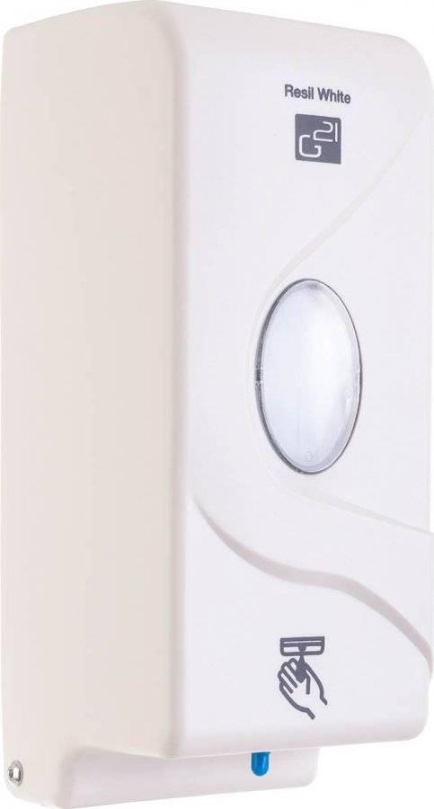 Automatický dávkovač mýdla Resil White, 800 ml 635366 G21