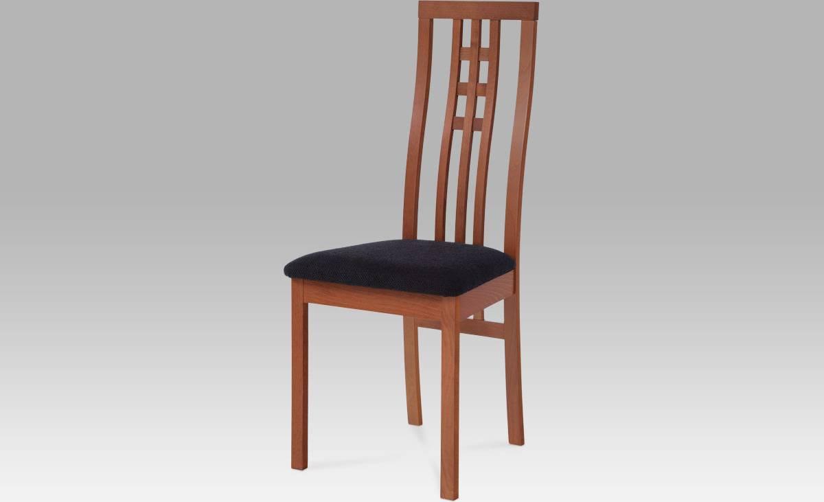 Jídelní židle BEZ SEDÁKU masiv buk , barva třešeň BC-12481 TR3 Art