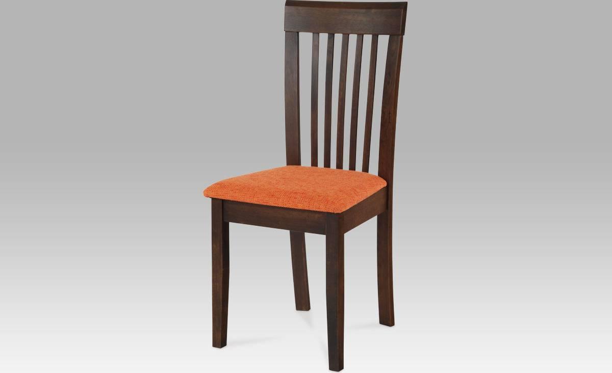 Jídelní židle BEZ SEDÁKU, ořech BE1605 WAL Art