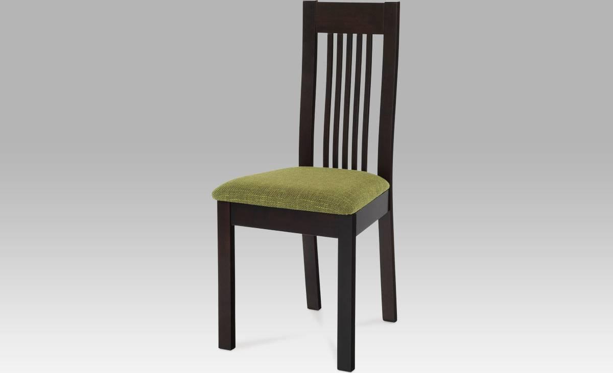 Jídelní židle BEZ SEDÁKU, wenge BE2601 BK Art