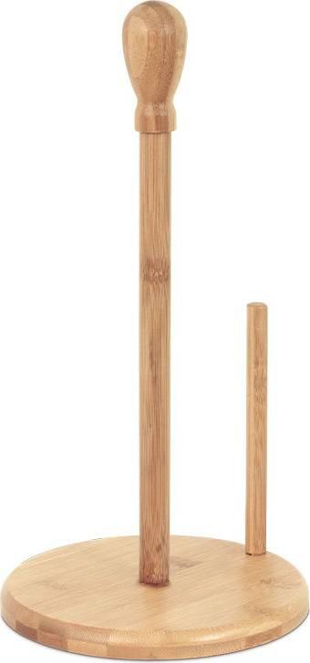 Stojan na papírové role, bambusový DR-036 Art
