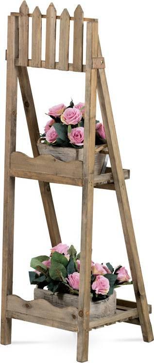 Stojan dřevěný LD-0248 Art