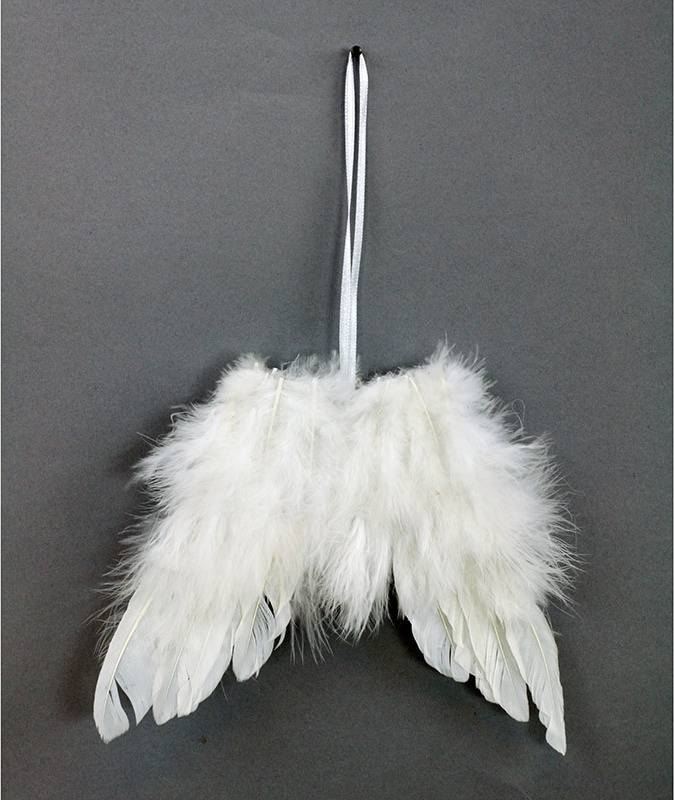 Andělská křídla, baleno 4ks polybag. Cena za 1 ks. AK714703 Art