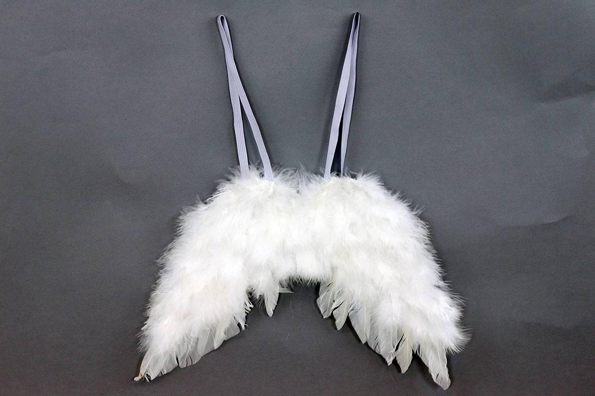 Andělská křídla, baleno 2ks polybag. Cena za 1 ks. AK714710 Art