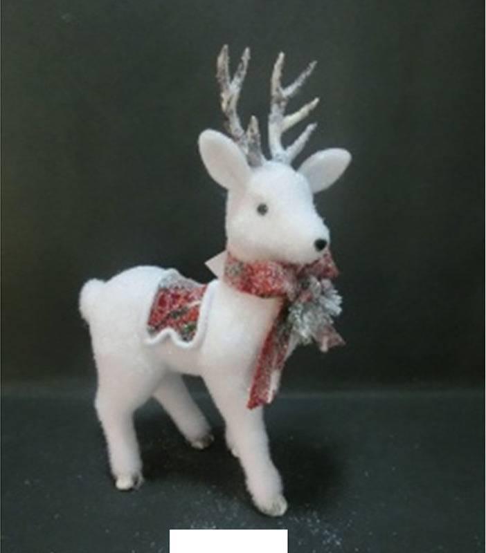 Sob, vánoční dekorace z polystyrenu TA5013 Art