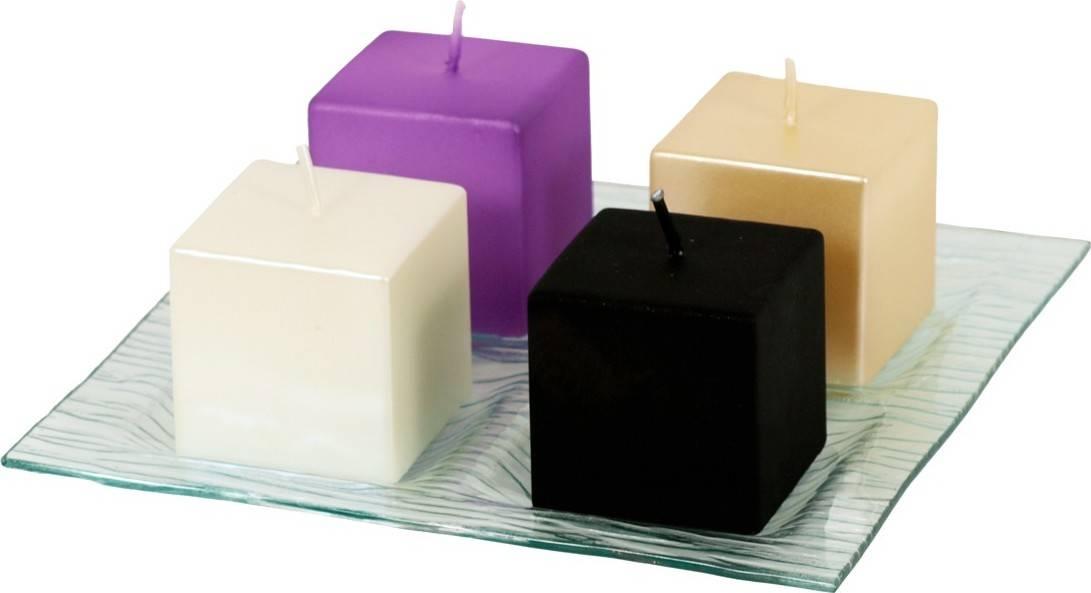 Tácek na 4 svíčky advent YQE2472-2 Art