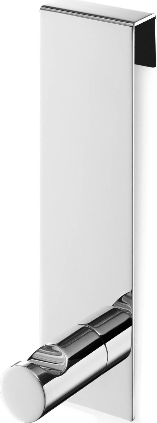 SCALA háček na dveře, lesk, 14 x 4 x 5,5 cm 40089 Zack