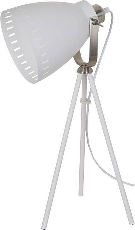 stolní lampa Torino, trojnožka, 52cm, E27, bílá WA002-W Solight