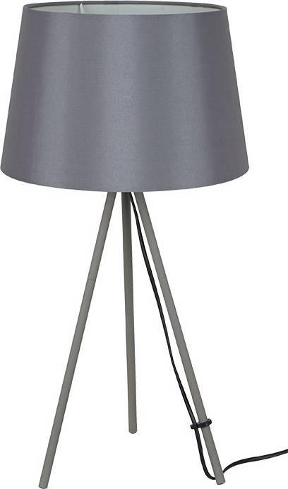 stolní lampa Milano Tripod, trojnožka, 56 cm, E27, šedá WA005-G Solight