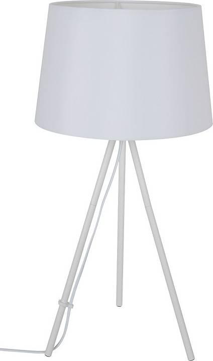 stolní lampa Milano Tripod, trojnožka, 56 cm, E27, bílá WA005-W Solight