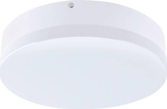 Fotografie LED venkovní osvětlení, přisazené, kulaté, IP44, 15W, 1150lm, 4000K, 22cm WO731 Solight