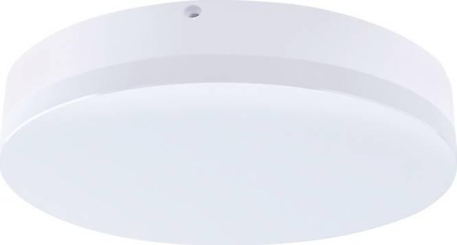 LED venkovní osvětlení, přisazené, kulaté, IP44, 24W, 1800lm, 4000K, 28cm WO733 Solight