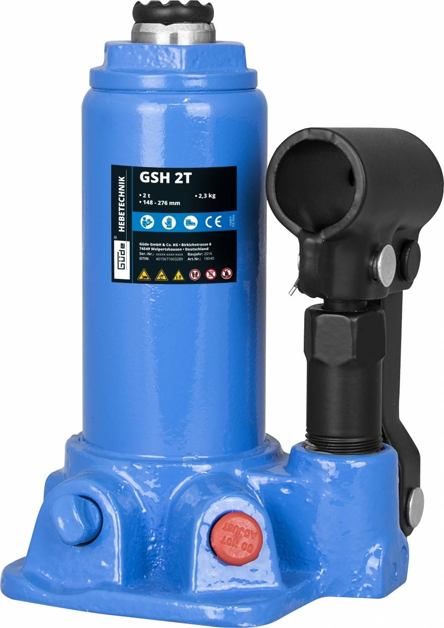 Hydraulický zvedák GSH 2T 18040 GÜDE