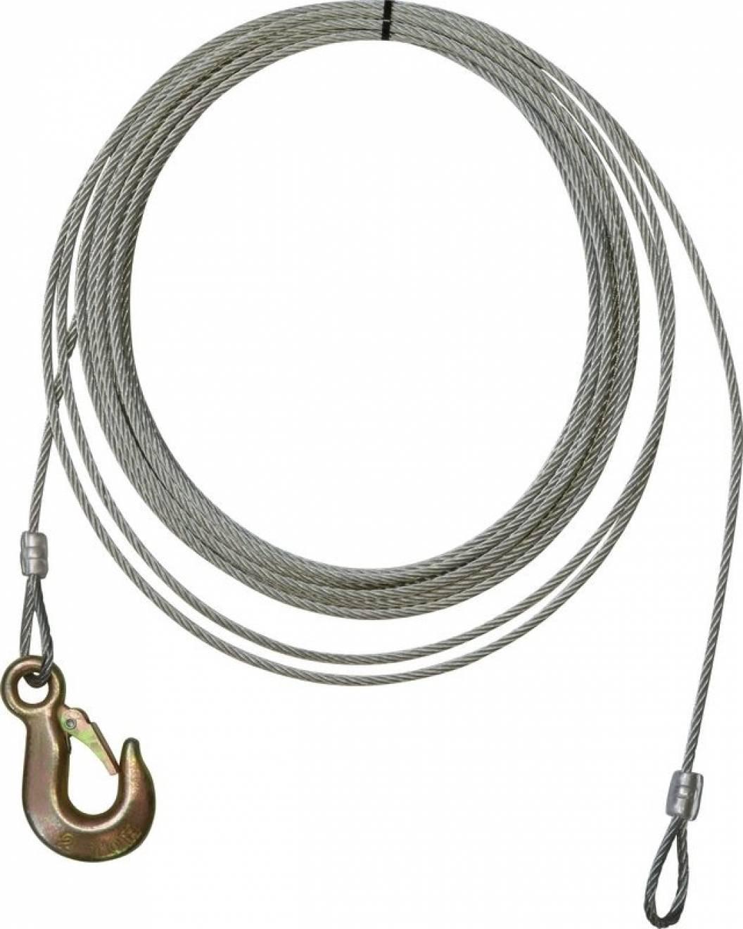 Ocelové lano, 10 m 55260 GÜDE