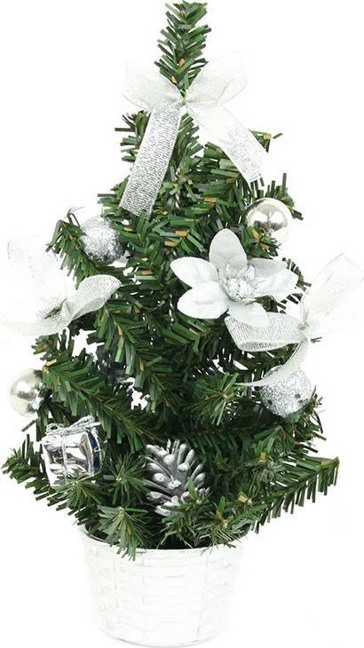 Stromeček ozdobený, umělá vánoční dekorace YS20-004 Art