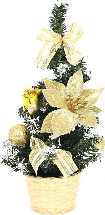 Stromeček ozdobený, umělá vánoční dekorace YS20-005 Art