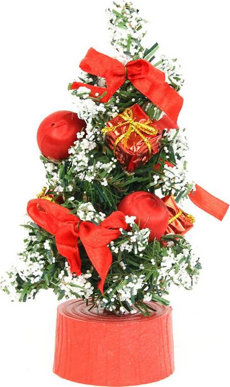 Stromeček ozdobený, umělá vánoční dekorace YS20-006 Art