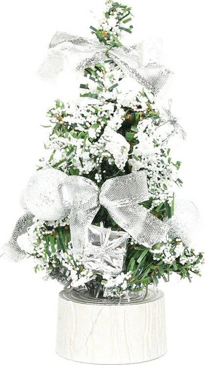 Stromeček ozdobený, umělá vánoční dekorace YS20-007 Art