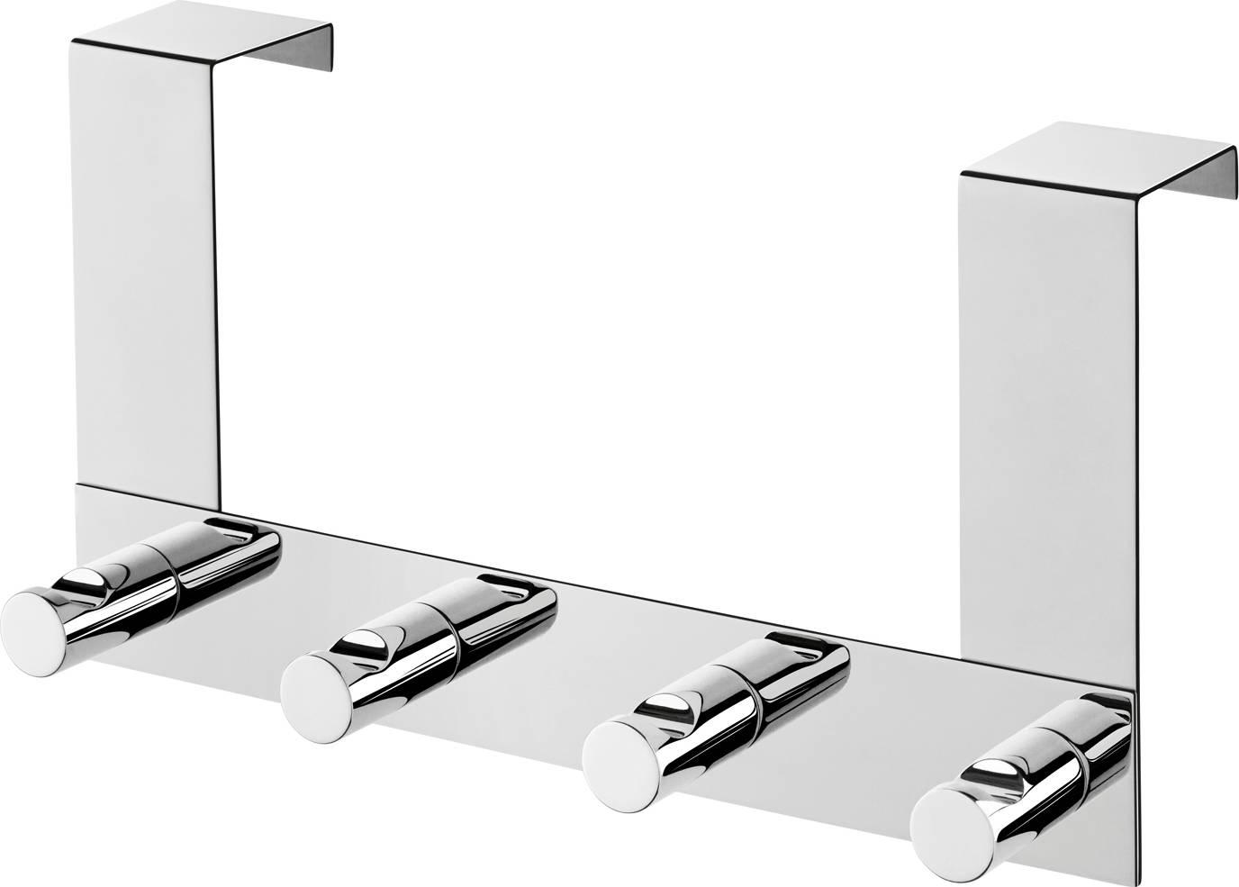 """UV - """"BATOS"""" háčky na dveře, lesk- 35 až 41 mm, 20894 Zack"""