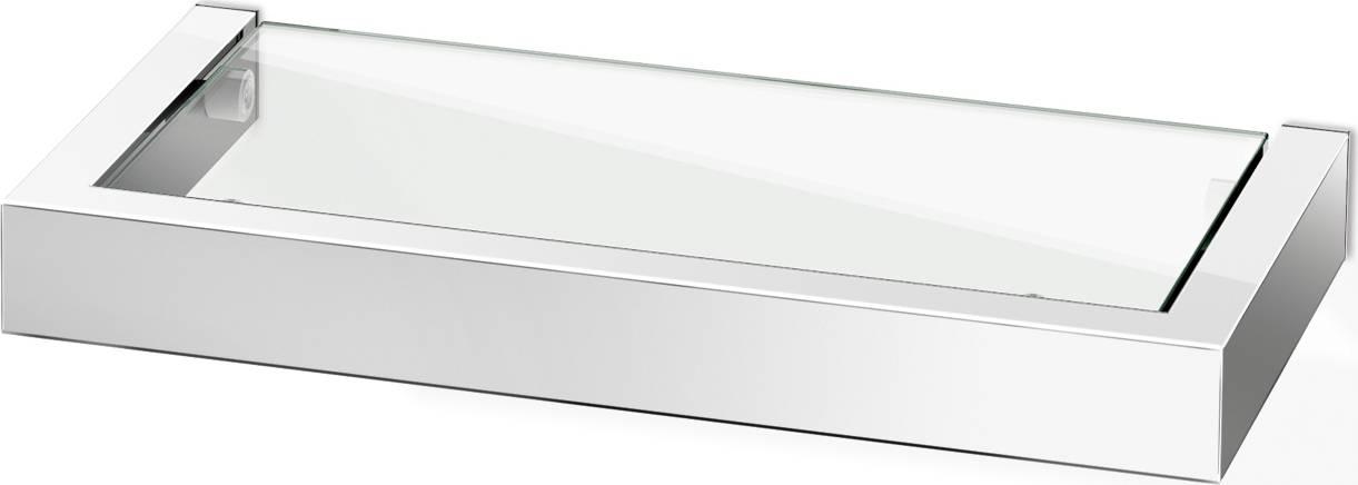 LINEA koupelnová polička, lesk, délka 26,5 cm, h 40028 Zack
