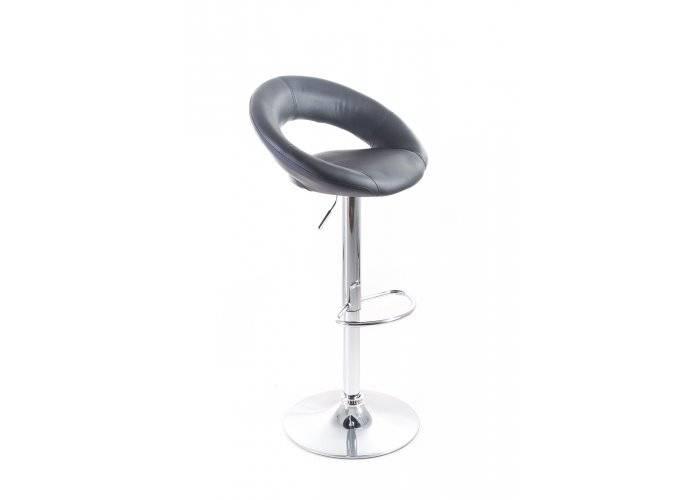 Barová židle Orbita koženková black 60023092 G21