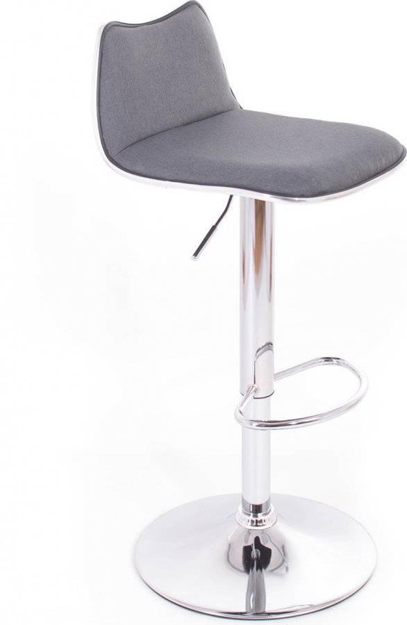 Barová židle Galea látková grey 60023187 G21
