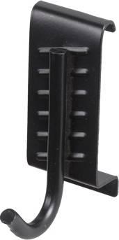 Závěsný systém G21 BlackHook peg 3,7 x 12,5 x 6 cm 635012