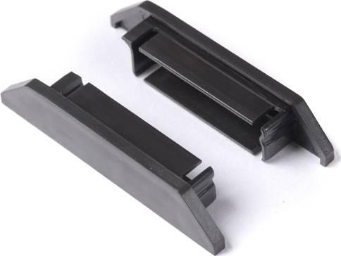 Závěsný systém G21 BlackHook zakončení lišty 1,7 x 10,5 x 2,5 cm 635019