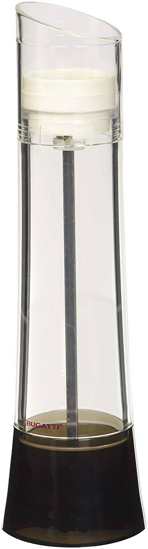 Mlýnek na sůl/pepř Glamour 22 cm, černý - Casa Bugatti