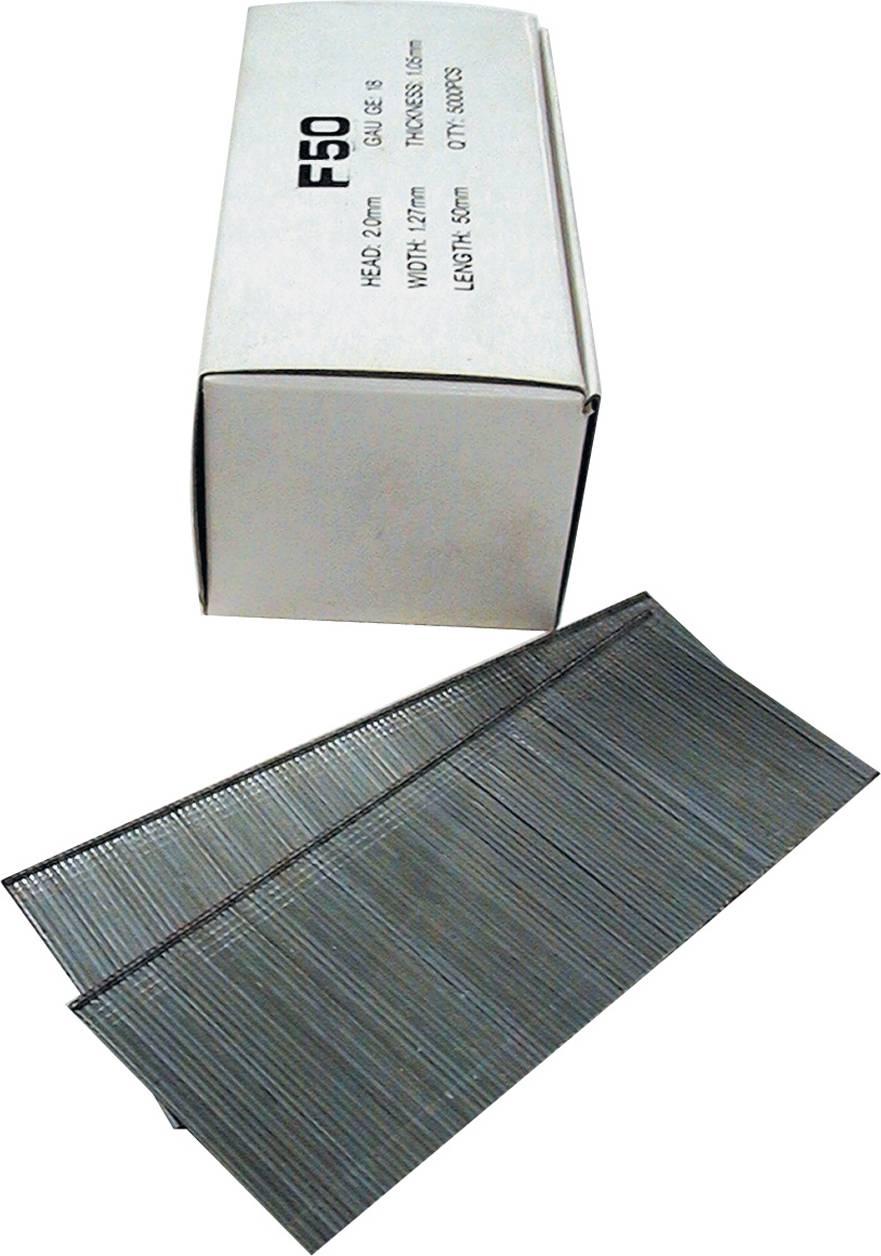 Hřebíky 50 mm k hřebíkovači MIDI 40217 GÜDE