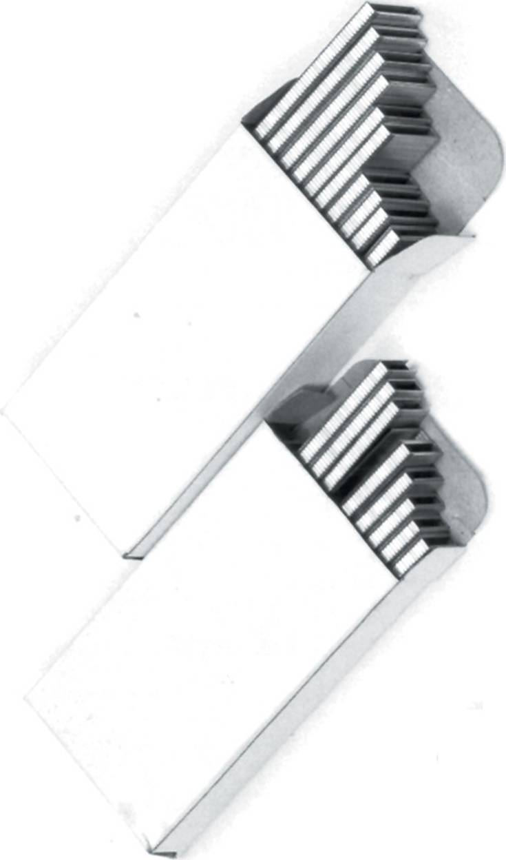 Spony 10 mm ke sponkovačce KN 40269 GÜDE