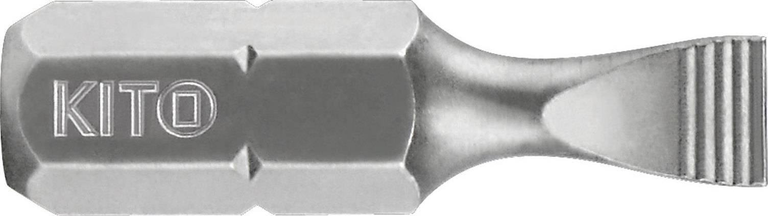 hrot plochý, 3x25mm, S2 4810300 KITO