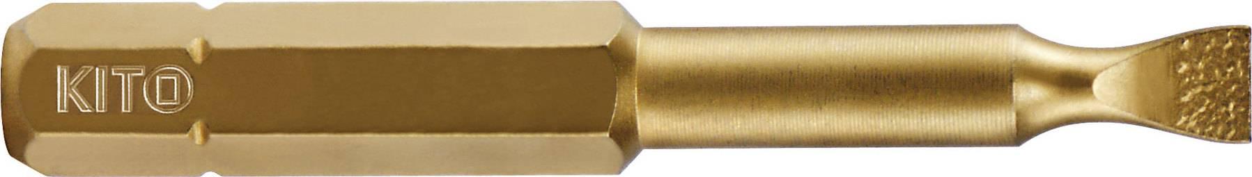 hrot, 6x50mm, S2/TiN 4821305 KITO