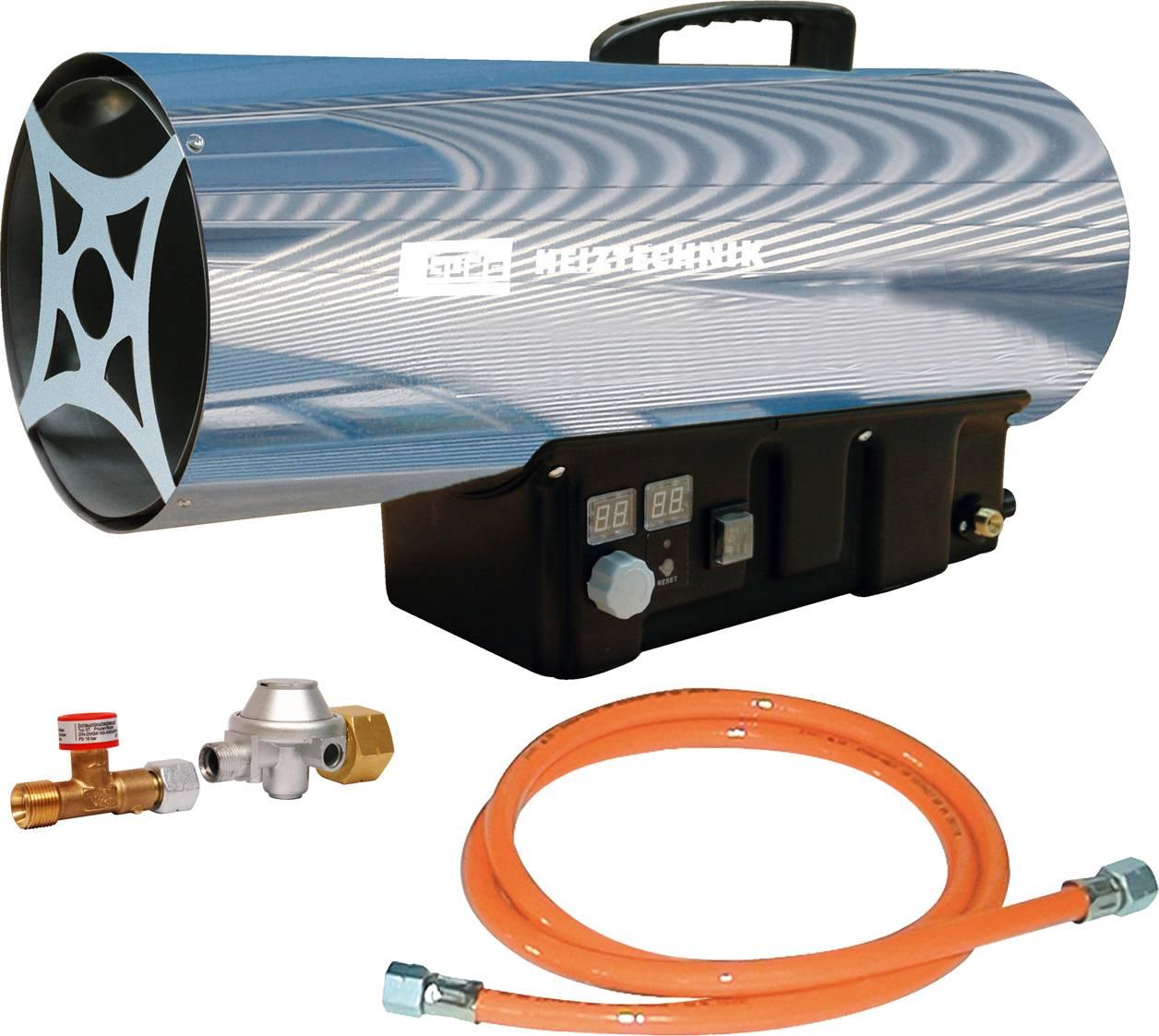 Horkovzdušná plynová turbína GGH 35 TRI 85032 GÜDE